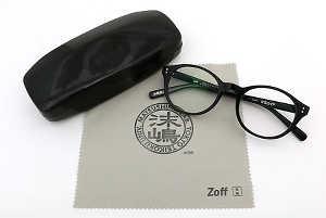1x1.trans 沫嶋黎士 着用メガネ Zoffで限定販売中!メガネの秘密がドラマの鍵を握る