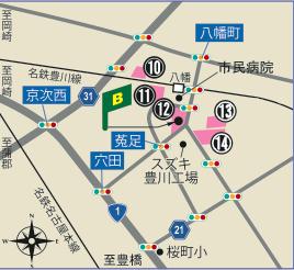 1x1.trans B 1グランプリ in 豊川 経済効果と開催概要、アクセス等