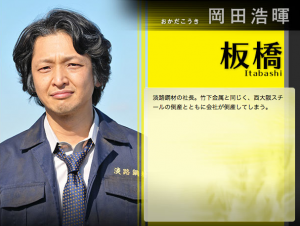 1x1.trans 半沢直樹出演経験アリ 元to be continued岡田浩暉 炎の体育会TV spec出演
