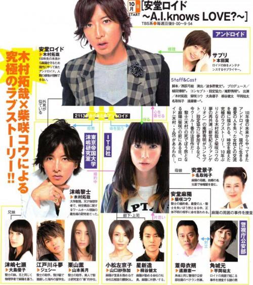 1x1.trans TBS日曜劇場「安堂ロイド」第1話キャスト、あらすじ、ジャニーズJr.ジェシー