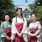 NHK朝の連続テレビ小説『ごちそうさん』 ロケ地 明治村、奈良女子大学等