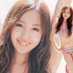 元AKB48板野友美に熱愛情報、自宅公開でベッドに枕二つ!?キスマイ二階堂高嗣か?