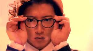 沫嶋黎士 着用メガネ Zoffで限定販売中!メガネの秘密がドラマの鍵を握る