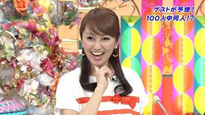 笑っていいとも 矢田亜希子 放送事故