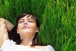 日光浴 花粉症対策 グルメ 食事
