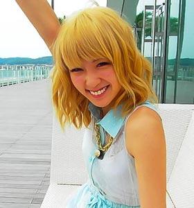 E-girls「金髪の子」Amiの性格は?2015年夏ソロデビューやすっぴんも公開!