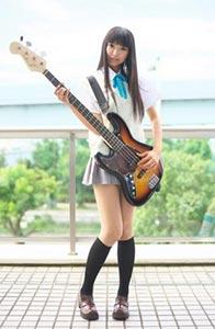 赤い公園のギター【津野米咲】とはどんな人物?魅力は?