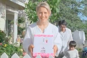 『もちふわぽん』の歴代CM女優はかわいい!!ケイリン・ルッソとの比較は?
