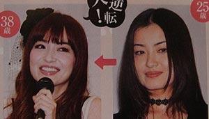 平子理沙現在、浜崎あゆみと同様の画像修正疑惑?劣化や別居の理由は