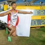 日本人サニブラウンハキーム、世界ユース100m・200mの2冠で伸び率もスゴい!