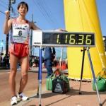 世界陸上・競歩選手の鈴木雄介が地元で世界新記録、プロフィールは?