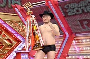 R-1優勝ハリウッドザコシショウ、ドラクエや誇張ものまねでブレイク?
