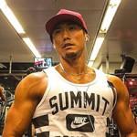 金子賢の現在はスゴすぎる筋肉のインスタ画像が評判、大会でも活躍中