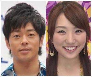 陣内智則と松村未央の結婚は2017年?熱愛のきっかけや浮気癖で破局は?